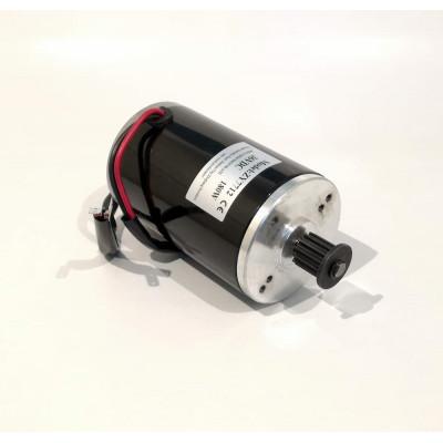 Elektrimootor 36V 180W 7712 rihmarattaga