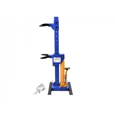 Hüdrauliline vedrutõmmits-press 1T. Malm käpaga