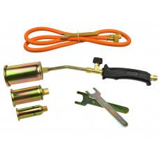 Gaasipõleti kolme düüsiga 25mm-35mm-50mm