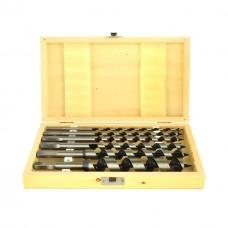 Puidupuuride komplekt 6 osa 230mm 6-25mm