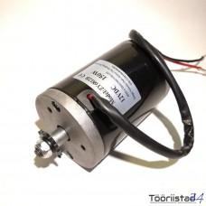 Elektrimootor 12V 150W 2650 rpm ketirattaga 6812
