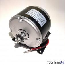 Elektrimootor 12V 200W 2750 rpm ketirattaga 1016