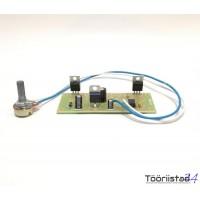 Elektrimootori RPM regulaator 12-24V DC max 25A