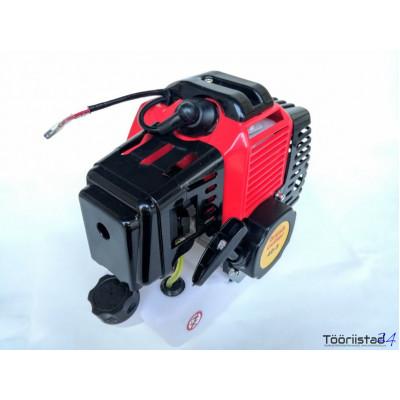 Trimmeri - võsalõikuri kahetaktiline väikemootor. 43cm3