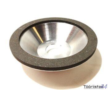 Teritusketas (kauss) 100x10x3,0x22,2mm