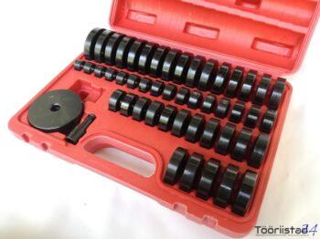 Laagri vahetus adapterite komplekt 18-65mm 52 osa
