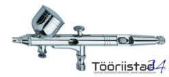 Aerograaf, kahesüsteemse päästikuga TG203 0.2 ja 0.3mm