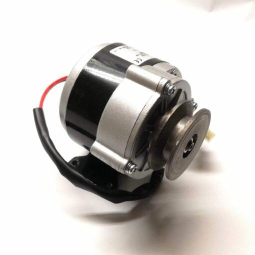 Reduktoriga elektrimootor 24V 250W kiilrihm 1016z