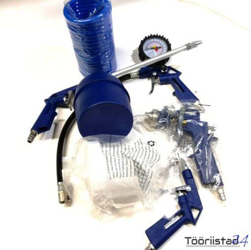 Kompressori tööriistade komplekt 5 osa