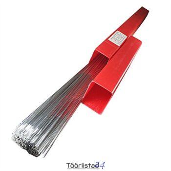 TIG keevitus vardad alumiiniumile AlMg5 2.4mm 5kg