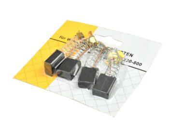Mootori harjad, söeharjad 8x14x17 4tk. komplektis
