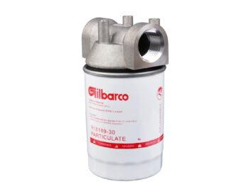 """Õli ja kütusefilter. 1"""" ühendused - flow 56l/min max. 3.4bar"""