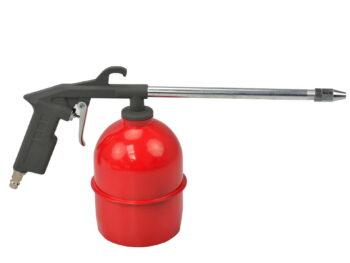 Puhastuspüstol paagiga