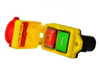 Lüliti saele-tööriistale, stopp nupuga 230V