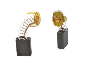 Mootori harjad, söeharjad 6.3x13.3x16.5mm (314)