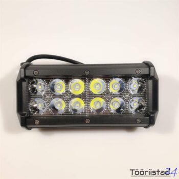Töölamp 12led 9-32v 36W 170mm