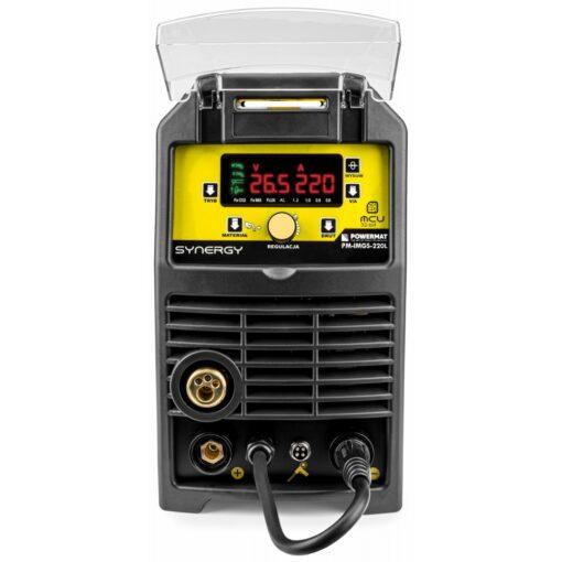 Traatkeevitus inverter 220A MIG/MAG /MMA /LIFT-TIG SYNERGY