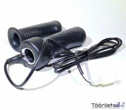 Elektrijalgratta gaas - kiiruse regulaator. 22,8mm 12V-48V