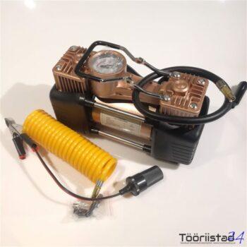 Kompressori ja rehviparandus komplekt autosse