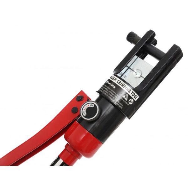 Kaablikinga press 16-300mm - hüdrauliline 10T KD