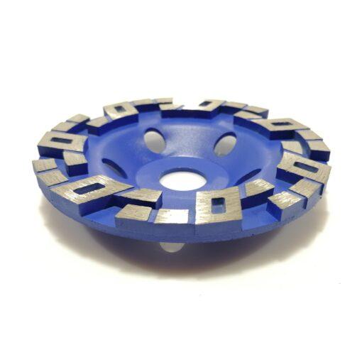 Teemant lihvketas betoonile 125x22,2 ABR19