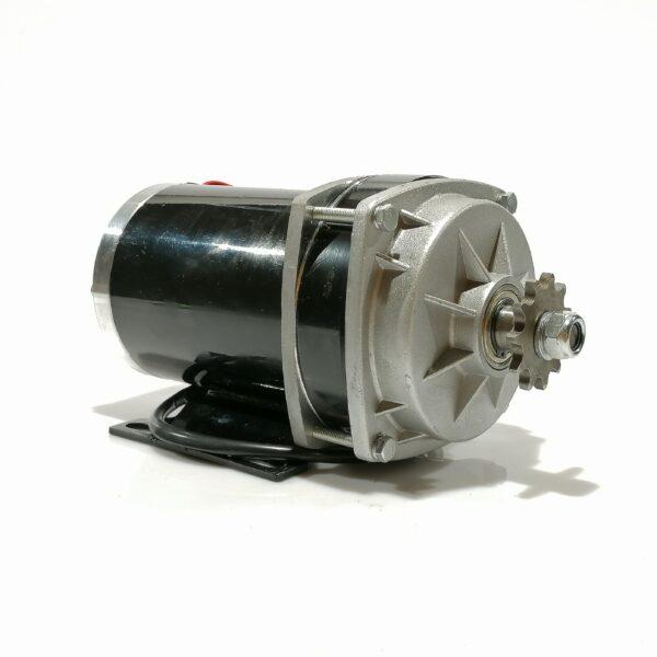 Elektrimootor 36V 1000W planetaarreduktoriga