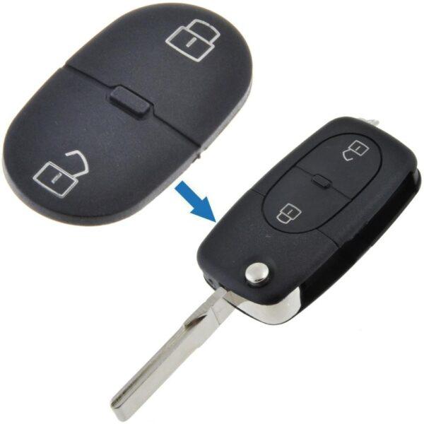 AUDI / VW kahe nupuga puldi nupud