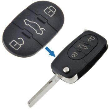 AUDI / VW kolme nupuga puldi nupud