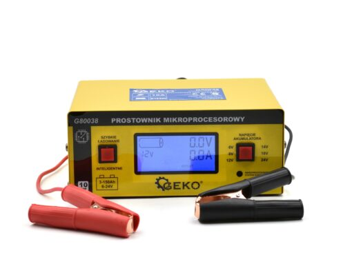 Akulaadija 6-12-24v G80038-2