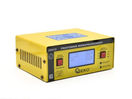 Akulaadija 6-12-24v G80038-3