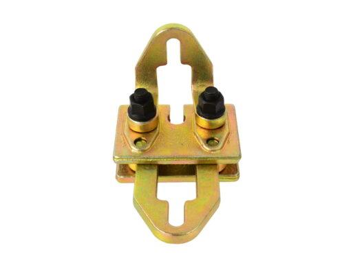 Iselukustuv keretööde klamber. Kahesuunaline, 5t-G02752-2
