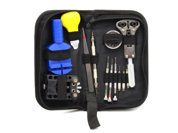 Kellassepa tööriistade komplekt-G01235-1