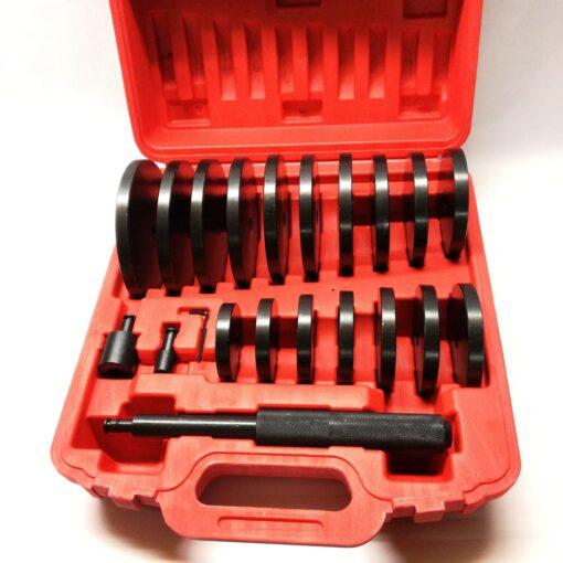 Laagrite ja pukside paigaldus adapterid 70-150mm