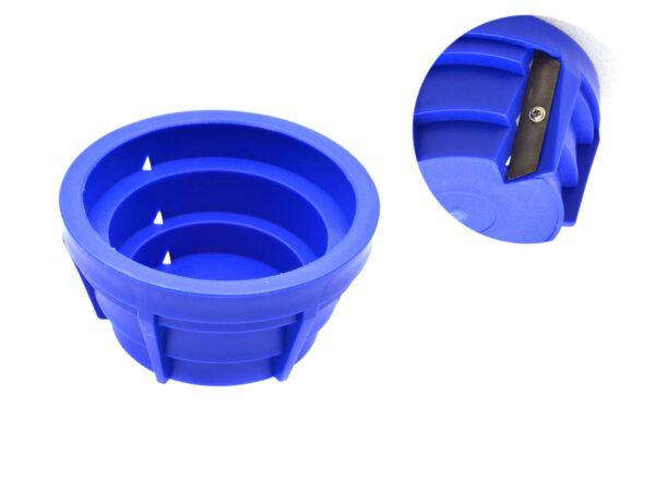 Plastiktoru välisserva lõikur 75-110 mm PE torude jaoks-G01392-1