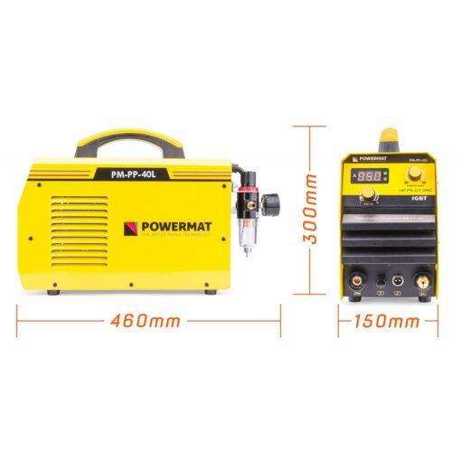 Plasmalõikur 40A (IGBT)-PM0799-2