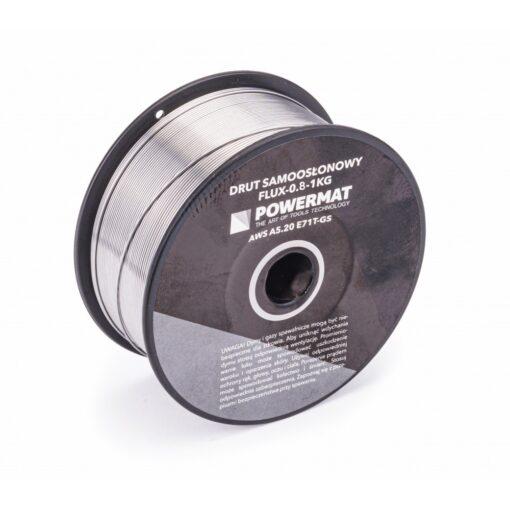 Täidiskeevitustraat - täidistraat 0,8mm 1kg FLUX-0,8-1KG