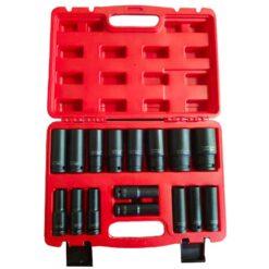 Löökpadrunid-pikad. 10-32mm 1-2inch 16osa-kd10531-1