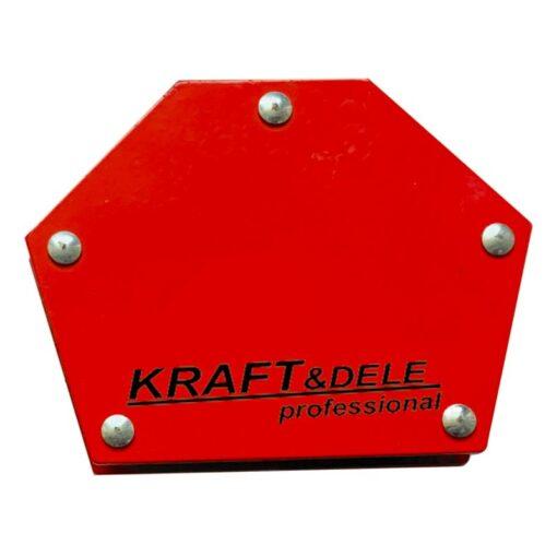 Keevitusmagnet 5 nurka 1.5cm x 9cm 50lbs KD-kd1896