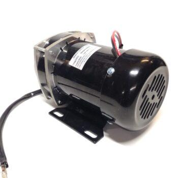 Elektrimootor reduktoriga 24V 500W 1020ZXF kett 420