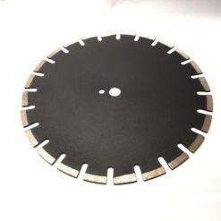 Teemantketas 400x25.4mm (Asfalt, betoon)