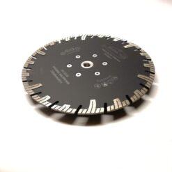Teemant ketas 230mm, flantsiga, M14 - betoonile